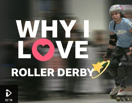 why i love roller derby
